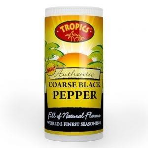 Coarse Black Pepper 100g