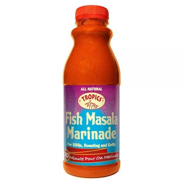 Fish Masala Marinade